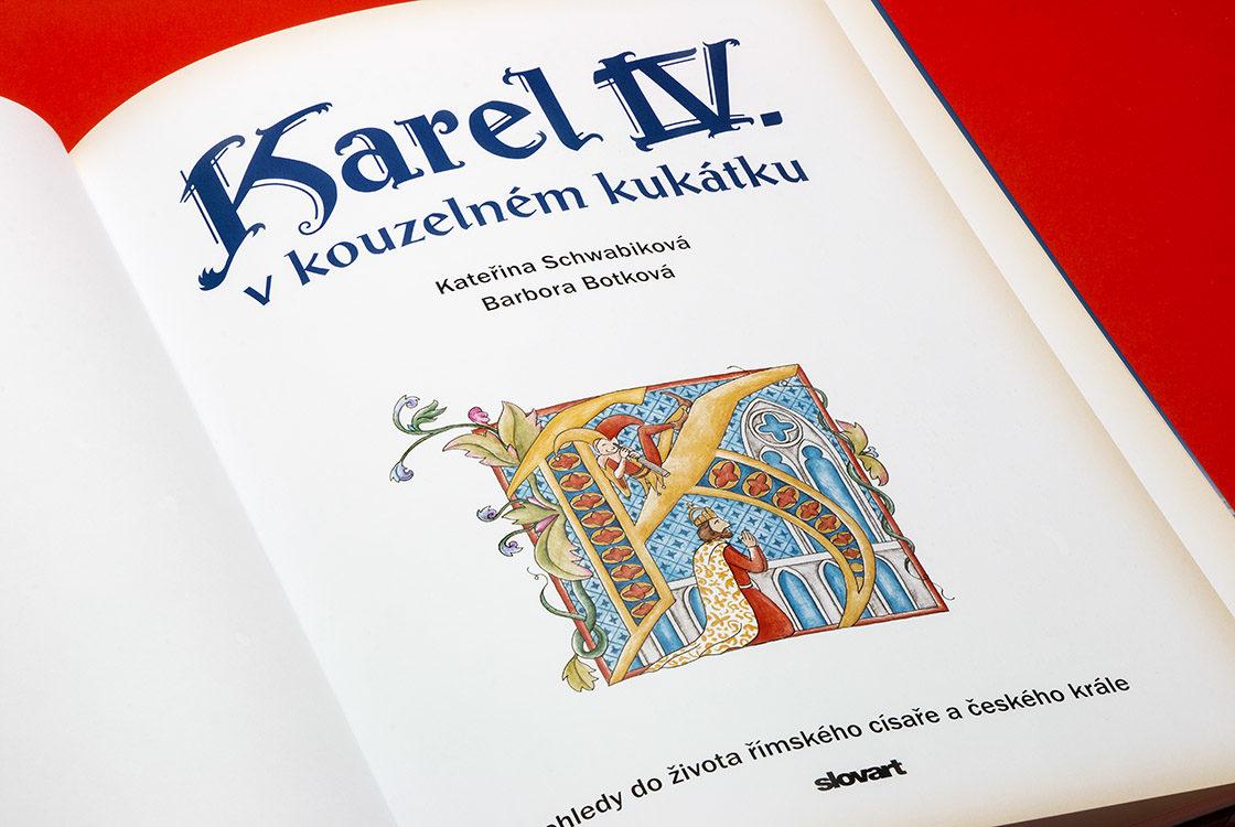 Karel IV. v kouzelném kukátku